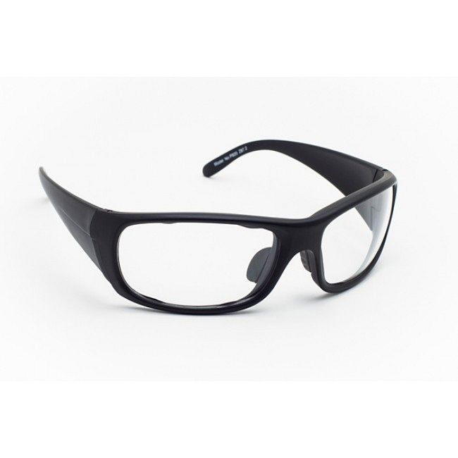 Model RG-P820 Wraparound Radiation Glasses - Phillips