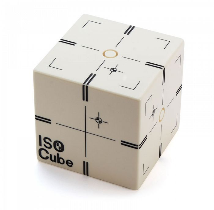 ISO Cube - Leeds Test Objects