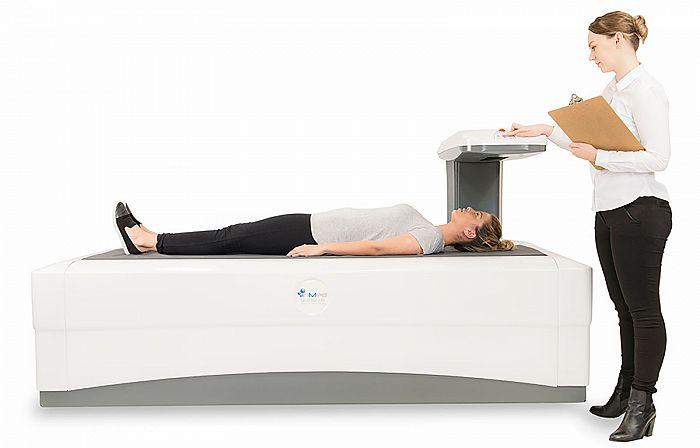 MedixDR - Whole Body DEXA System