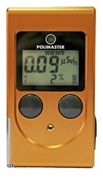 PM1605 & PM1605-BT Personal Radiation Monitor/Dosimeter - Polimaster