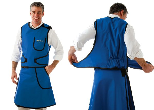 635VS, 735VS & 835VS Elastic Back Saver Vest & Skirt Apron