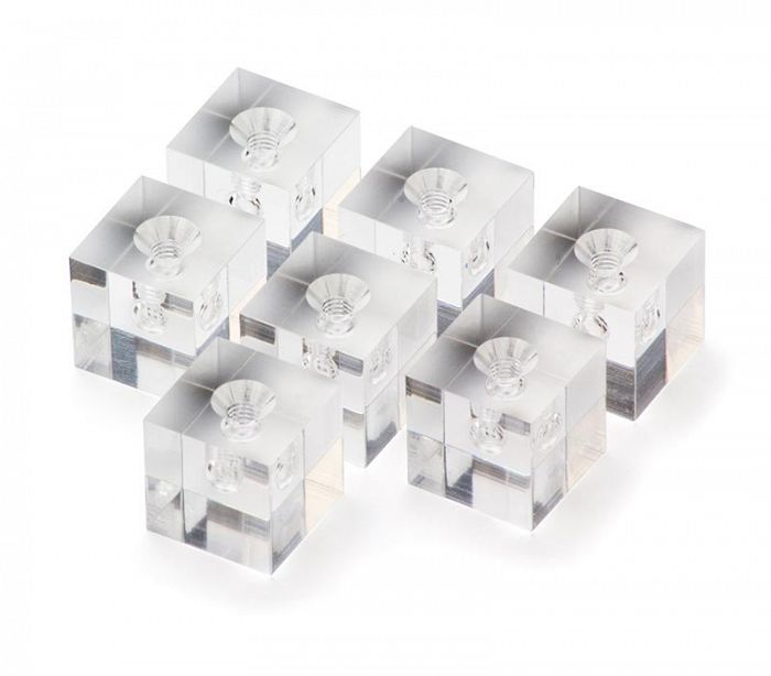 PET CT MRI Cubes - Leeds Test Objects