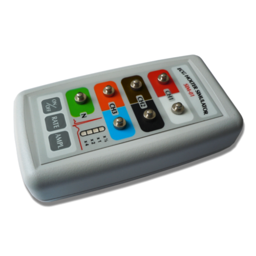 3-Channel Holter Simulator