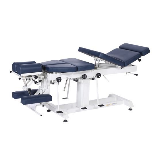 Chiropractic Table Fixed Height - Premium