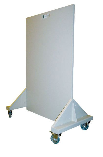 Lead Mobile Shield Barrier (for PET) - Capintec