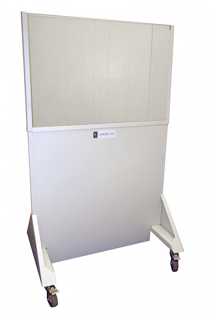 Mobile Radiation Barrier (for Nuclear Medicine) - Capintec